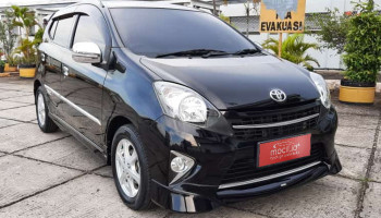 TOYOTA AGYA 1.0L G TRD AT 2015