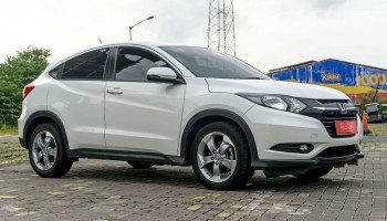 HONDA HR-V 1.5L S AT 2017
