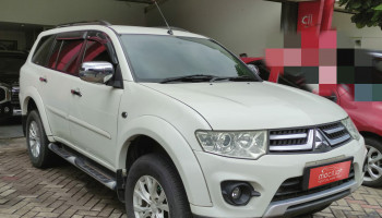 MITSUBISHI PAJERO SPORT 2.5L EXCEED AT 2015