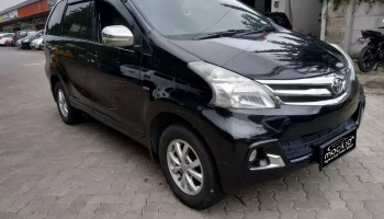 TOYOTA AVANZA 1.3L G AT 2015