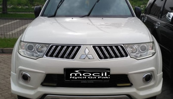 MITSUBISHI PAJERO EXCEED A/T 2013 cakep om