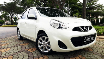 NISSAN MARCH 1,2L AT 2014