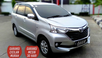 TOYOTA GRAND NEW AVANZA G 1,3L AT 2015