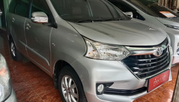 TOYOTA AVANZA G 1.3L AT 2015