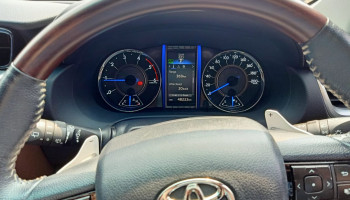 TOYOTA FORTUNER VRZ A/T 2017