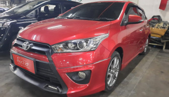 TOYOTA YARIS S TRD SPORTIVO 1.5L AT 2015