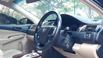 TOYOTA NEW CAMRY G 2.5L A/T 2014