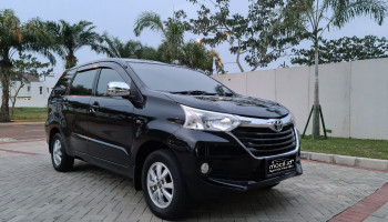 TOYOTA AVANZA 1.3L G AT 2016