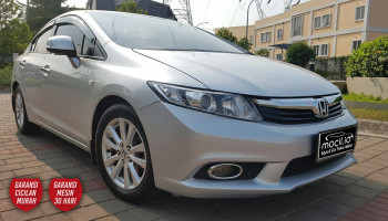 HONDA CIVIC 1.8L A/T 2013