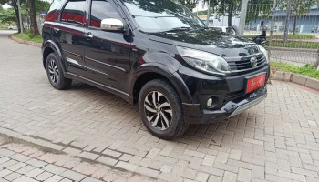 TOYOTA RUSH 1.5L S TRD AT 2015