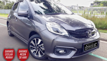 HONDA BRIO 1.2L RS AT 2018