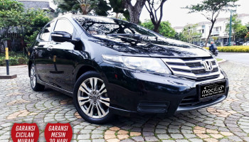 HONDA CITY 1.5L E AT 2013