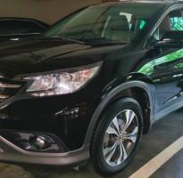 HONDA CR-V 2,4L CKD A/T 2013