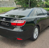 TOYOTA CAMRY 2.5L V AT 2016