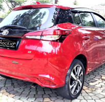 TOYOTA ALL NEW YARIS G A/T 2019