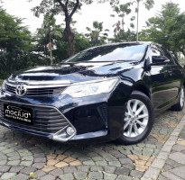 TOYOTA CAMRY G 2,5L AT 2016