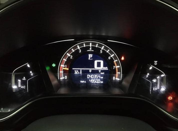 HONDA CR-V 1.5L TURBO PRESTIGE AT 2017